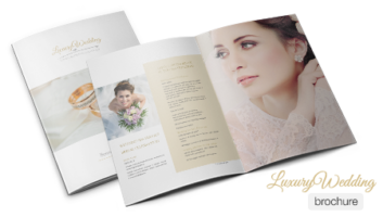 Luxury Wedding Brochure