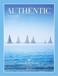AUTHENTIC MAGAZINE 2017